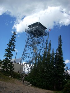 Deadman's Hill Lookout Tower
