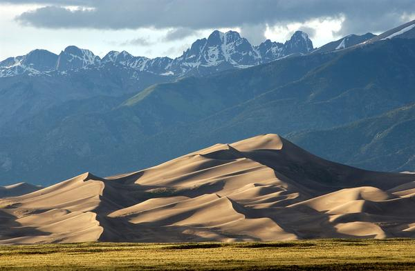 U. S. National Parks - TODAY.com |Great Sand Dunes