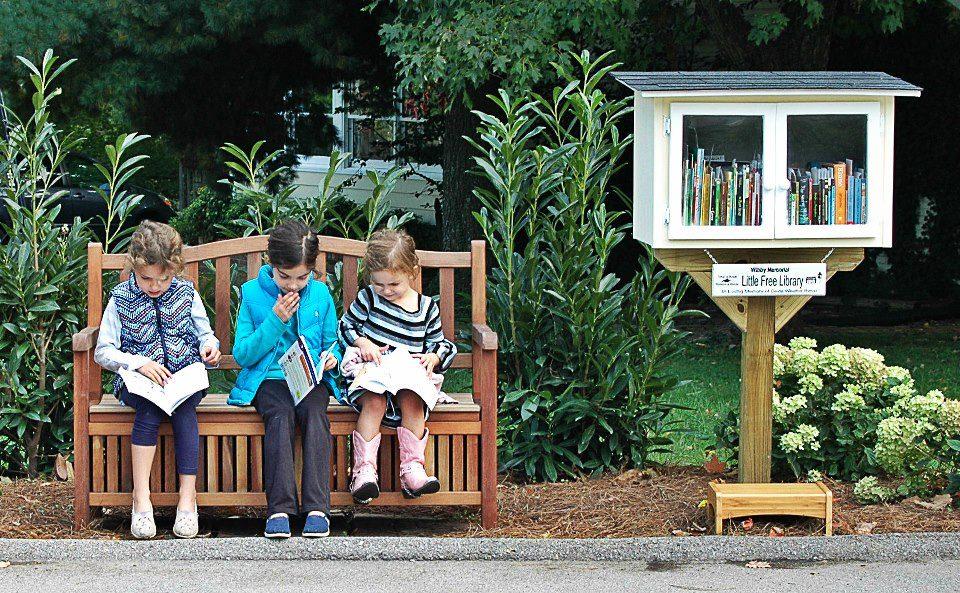 Little Free Library Bill S Views On Most Everything