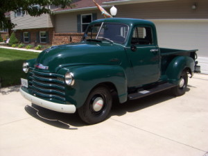 1953 Chevy 2wd