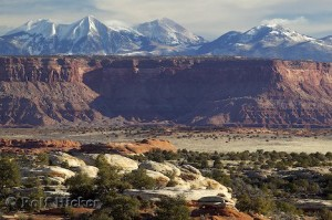 Colorado Plateau Scenery