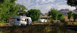 Green River Campground, Dinosaur National Monument