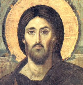 Eastern Orthodox Icon of Jesus